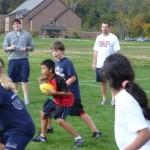 Bork Teaches Football