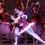 Shelby Shenkman and Stuart Coleman in 'The Nutcracker'