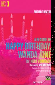 Happy Birthday Wanda June poster