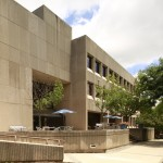 Butler University building July 3, 2014.