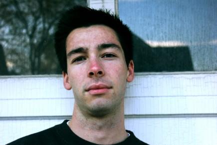Charlie Politi (Photo by Andrew Gelwicks '16)