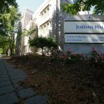 Butler University's Jordan Hall exterior June 6, 2014