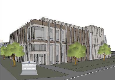 Schrott Center Drawing