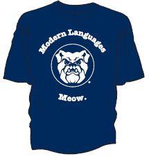 $10 Modern Languages T-shirt