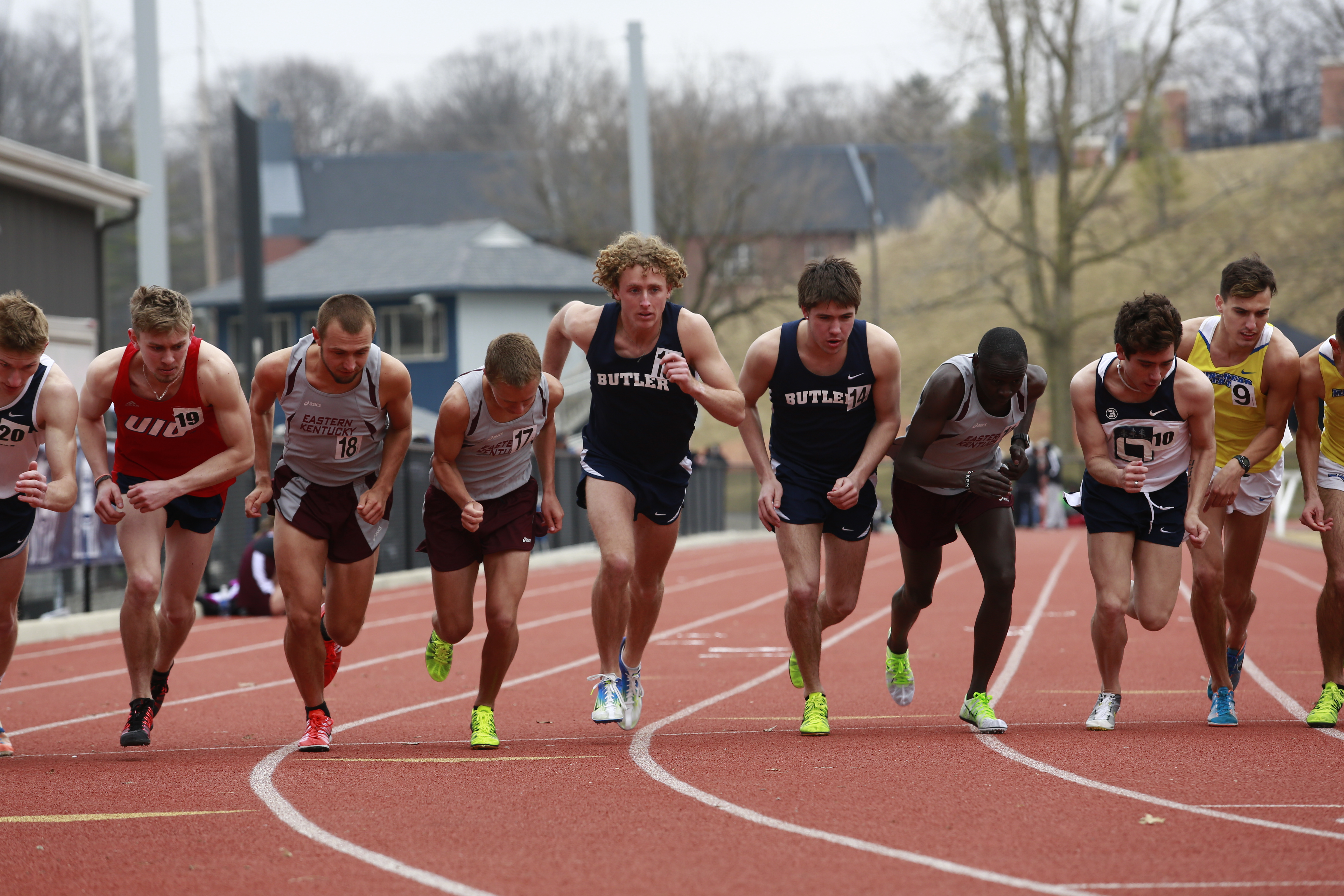 big east track and field meet
