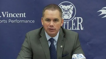 Butler extends head coach Chris Holtmann