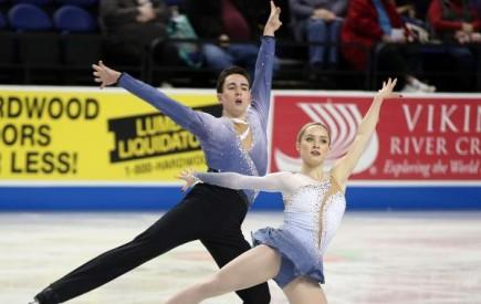 Ernie Utah Stevens and Caitlin Fields