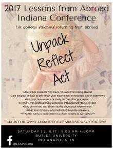Unpack Reflect Act