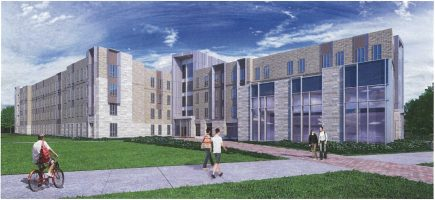 Irvington House rendering