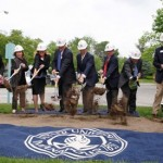 Groundbreaking Schrott Center