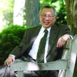Butler President Bobby Fong on campus May 12, 2009.