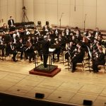 Butler University wind ensemble concert during Artsfest in the Scrhott Center April 9, 2015.